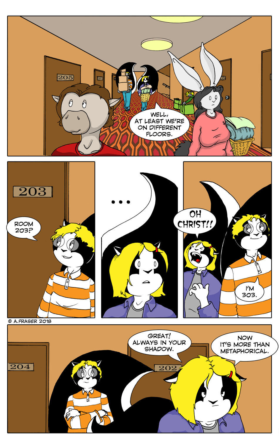 Her Tiger Pajama's Chapter 1 Page 4